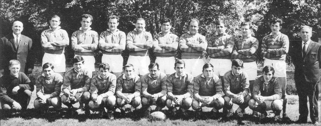 En 1965, le SAH dispute la première finale nationale de son histoire. Si le titre de 3e division lui échappe, il se console en accédant à la 2e division et en remportant le challenge de l'Espoir.