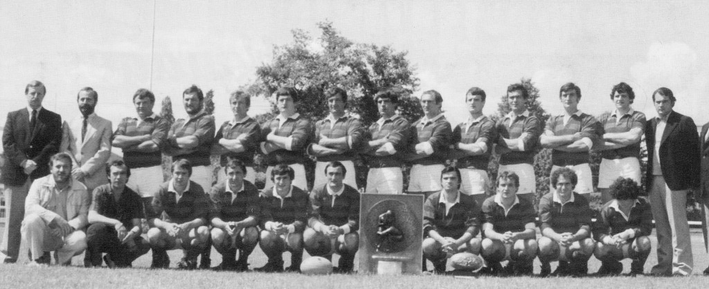 Le SAH accède à l'élite nationale par la grande porte en remportant le bouclier de Deuxième division face à Foix.