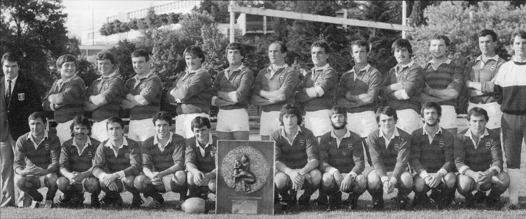 La saison 1982-83 restera sans doute la meilleure de l'histoire du club, avec, à la clé, le titre de champions de France Groupe B et l'accession en Groupe A, sous la houlette de Max Godemet.