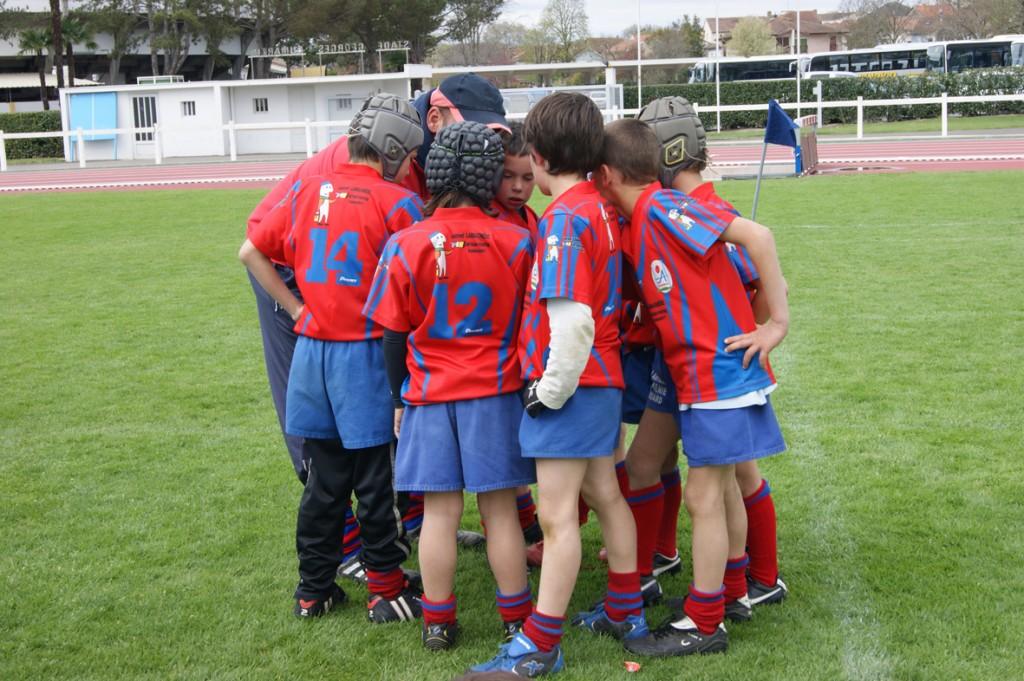 Le rugby, école de la vie...