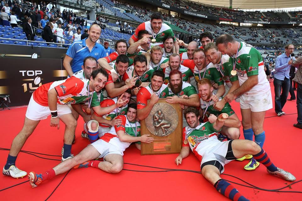 La sélection de Côte basque-Landes a remporté la 14e Coupe de la Fédération.